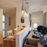 Hampton dining living room