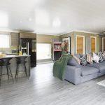 Chesnet - Living Area
