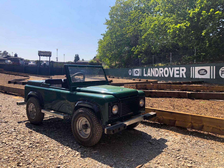 Mini Landrovers